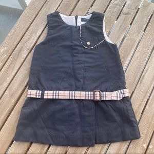 Dress Burberry 12 / 18 months Burberry sleeveless